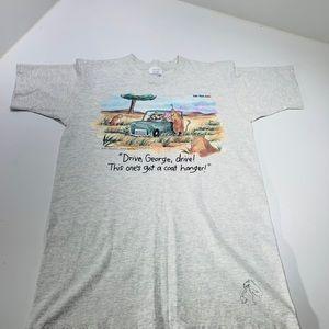 Vintage The Far Side T-Shirt Single Stitch USA